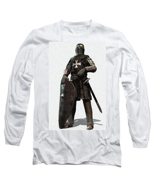 Medieval Warrior - 06 Long Sleeve T-Shirt