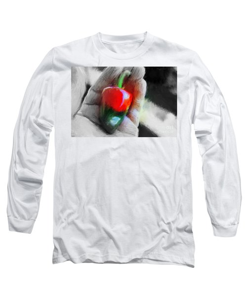 Medio Maduro Misterioso Long Sleeve T-Shirt by Gerhardt Isringhaus
