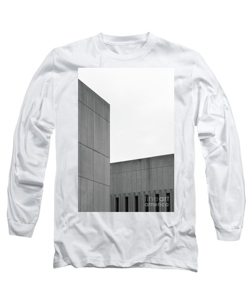 Medsci Building Long Sleeve T-Shirt