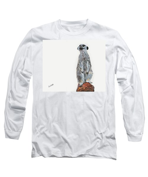 Meer Curiosity Long Sleeve T-Shirt