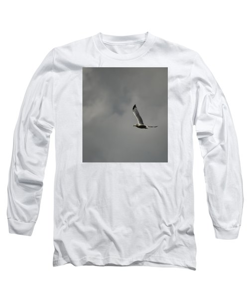 Long Sleeve T-Shirt featuring the photograph Meet Me On The Other Side by Ramona Whiteaker