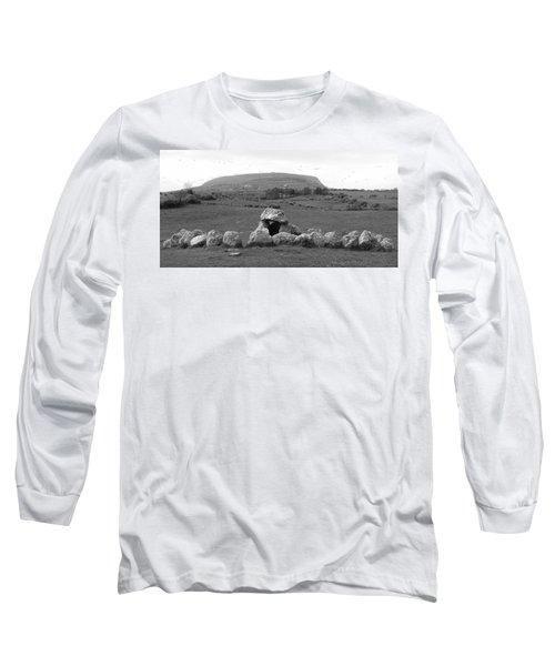 Megalithic Monuments Aligned Long Sleeve T-Shirt