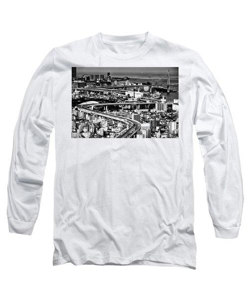 Megapolis Long Sleeve T-Shirt