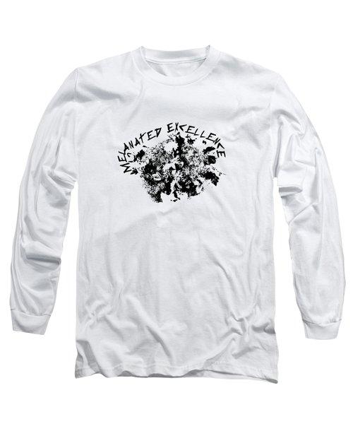 Melanated Excellence IIi Long Sleeve T-Shirt