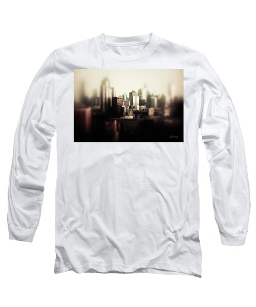 Melbourne Towers Long Sleeve T-Shirt by Joseph Westrupp