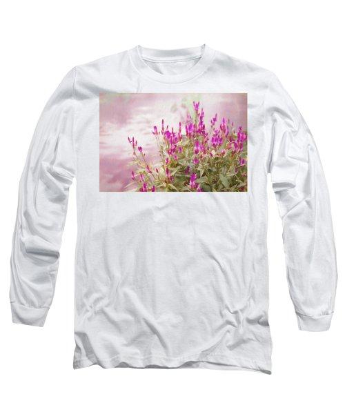 Mellow Afternoon Long Sleeve T-Shirt
