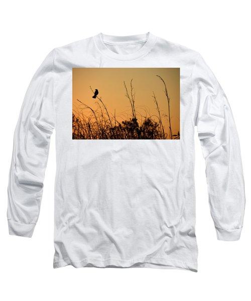 Melody At Dusk Long Sleeve T-Shirt