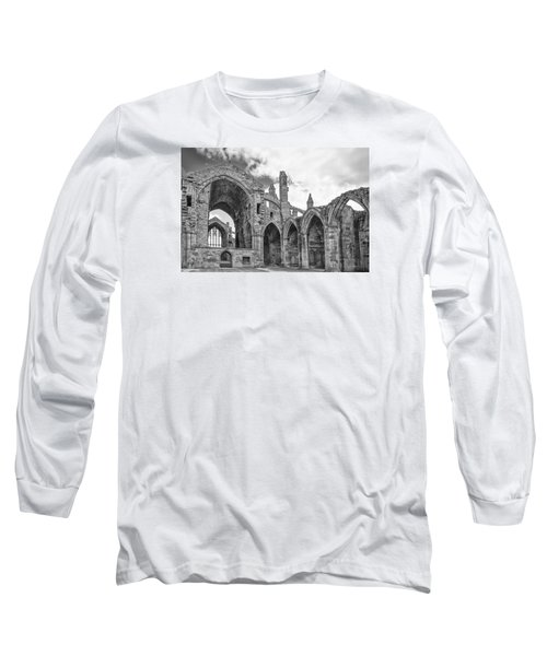 Melrose Abbey Long Sleeve T-Shirt