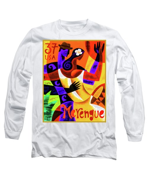 Merengue Long Sleeve T-Shirt