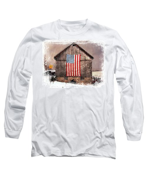Merica IIi Long Sleeve T-Shirt