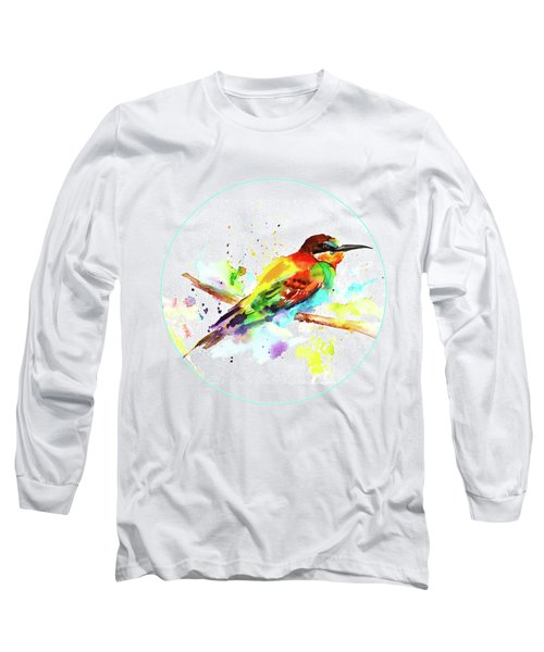 Merops Apiaster Long Sleeve T-Shirt