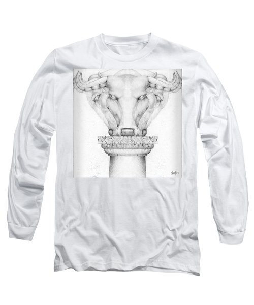 Mesopotamian Capital Long Sleeve T-Shirt