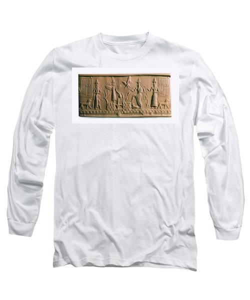 Mesopotamian Gods Long Sleeve T-Shirt