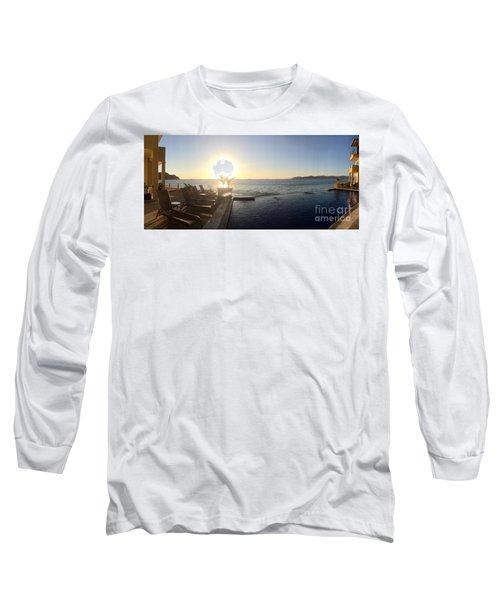 Long Sleeve T-Shirt featuring the photograph Mexico Memories 6 by Victor K