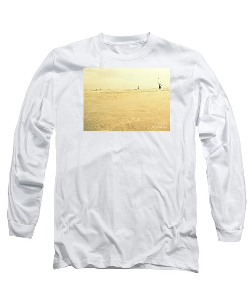 Long Sleeve T-Shirt featuring the photograph Miami Beach 2 by France Laliberte