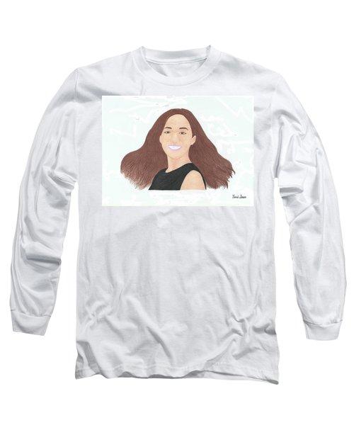 Michelle Phan Long Sleeve T-Shirt