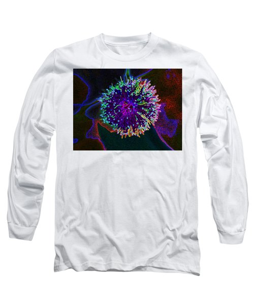 Microorganism Long Sleeve T-Shirt