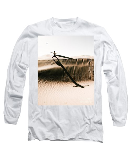 Mid Morning Anthem Long Sleeve T-Shirt