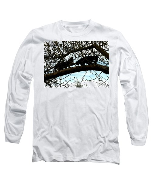 Long Sleeve T-Shirt featuring the photograph Midi 3 by Wilhelm Hufnagl