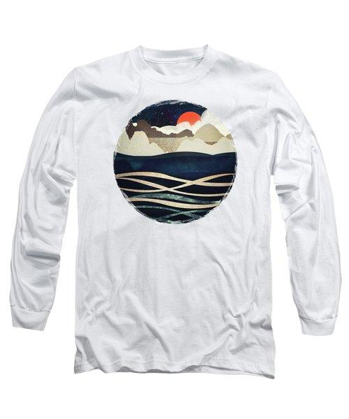 Midnight Beach Long Sleeve T-Shirt