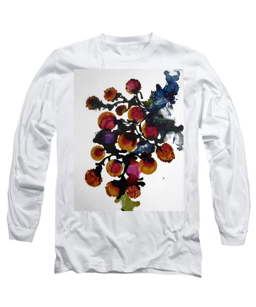 Midnight Magiic Bloom-1 Long Sleeve T-Shirt