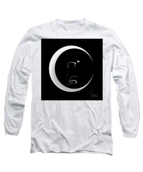 Moonlight Rendezvous 2 Long Sleeve T-Shirt