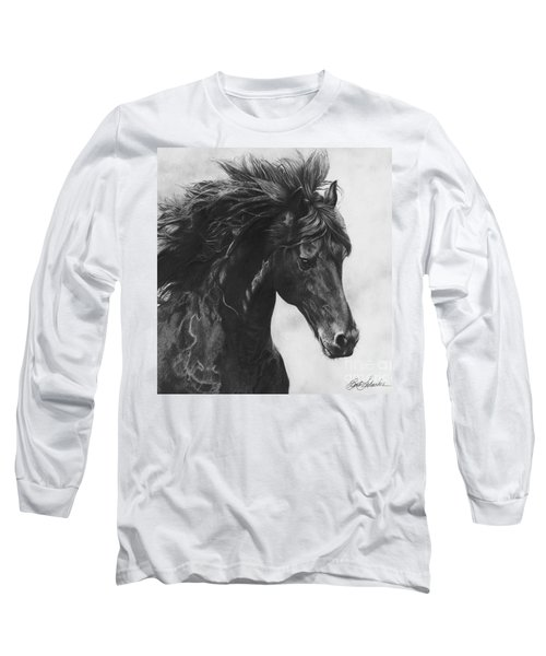 Midnight Thunder Long Sleeve T-Shirt
