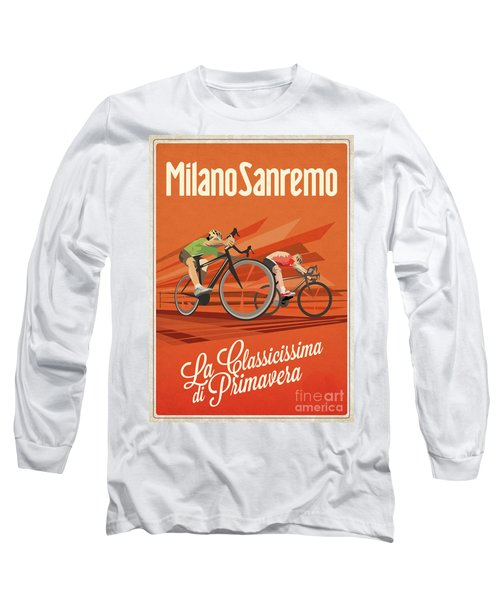 Milan San Remo Long Sleeve T-Shirt