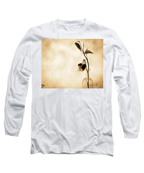 Milk Weed In A Bottle Long Sleeve T-Shirt
