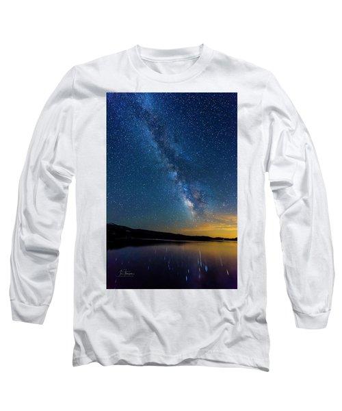 Milky Way 6 Long Sleeve T-Shirt