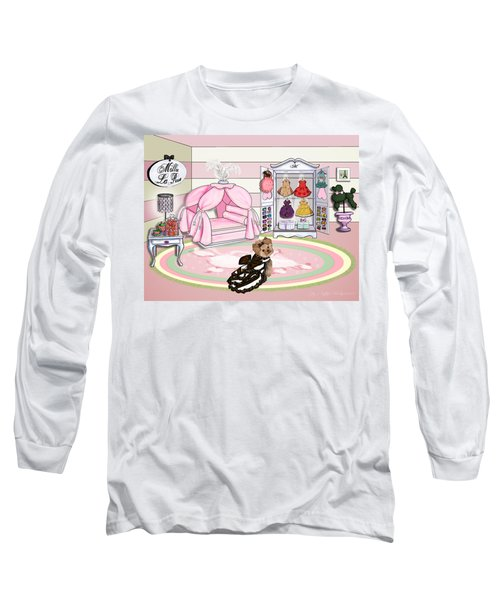 Millie Larue's French Room Long Sleeve T-Shirt