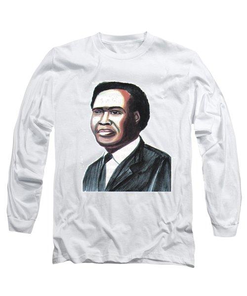 Milton Apolo Obote Long Sleeve T-Shirt