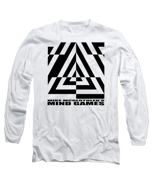 Mind Games  21se Long Sleeve T-Shirt