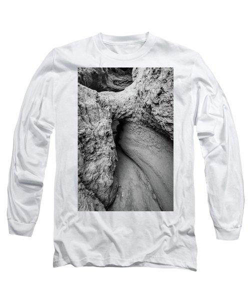Mini Mud Cave Long Sleeve T-Shirt