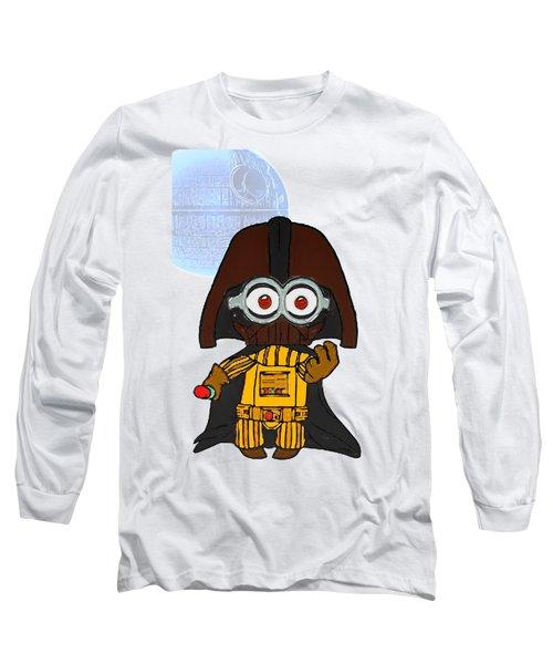 Minion Vader Long Sleeve T-Shirt