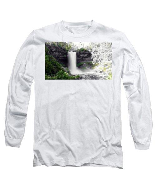 Minne Haha Falls Long Sleeve T-Shirt