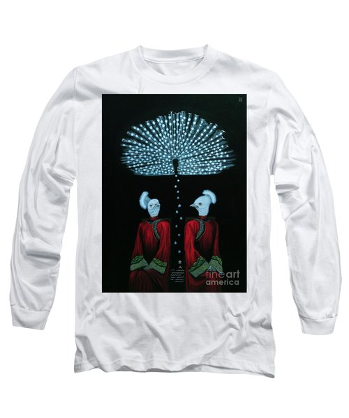 Mirror Long Sleeve T-Shirt by Fei A