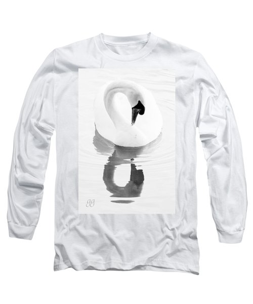 Long Sleeve T-Shirt featuring the photograph Mirror, Mirror by Geri Glavis