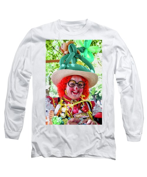 Miss Dilly Dally Long Sleeve T-Shirt