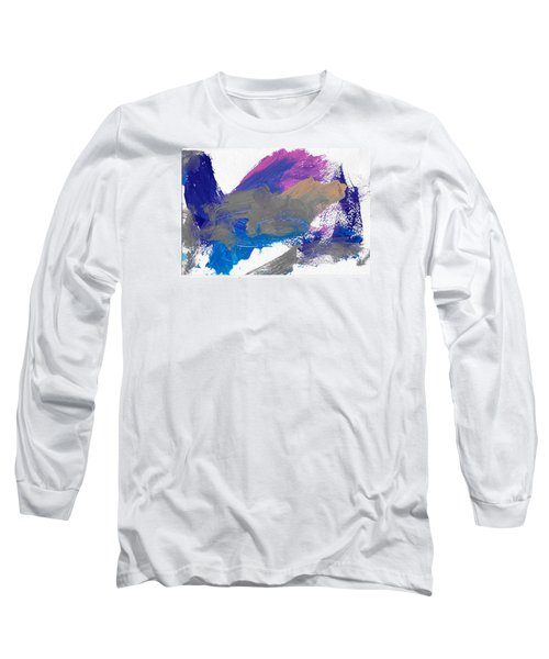 Miss Emma's Abstract Long Sleeve T-Shirt by Fred Wilson
