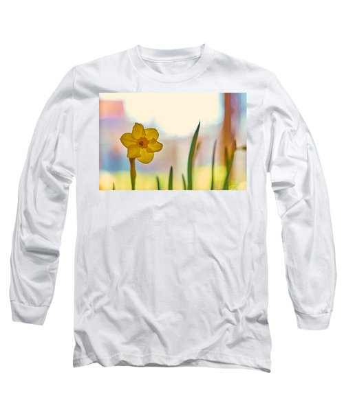 Miss Yellow Long Sleeve T-Shirt