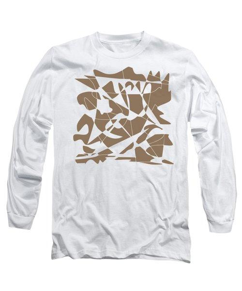 Missing Piece Long Sleeve T-Shirt by Keshava Shukla