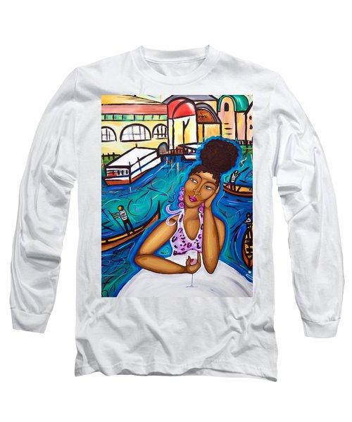 Missing Venice Long Sleeve T-Shirt