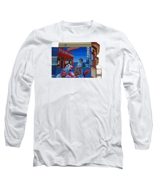 @mission District Sf Long Sleeve T-Shirt