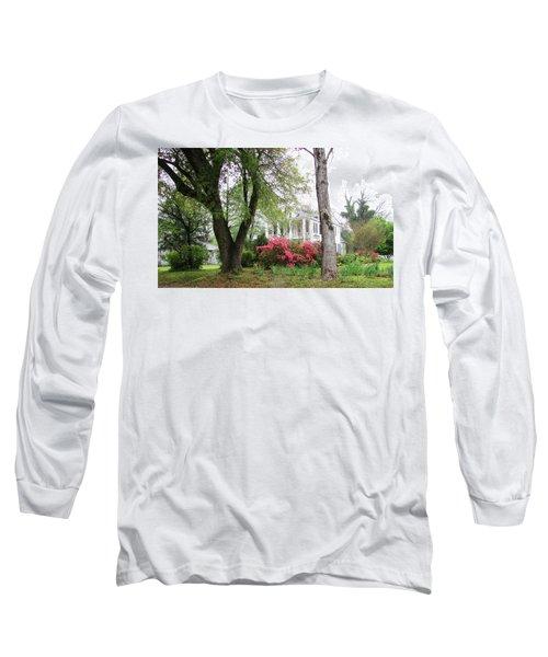 Mississippi Mansion  Long Sleeve T-Shirt