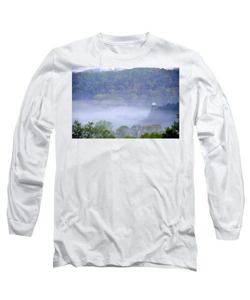 Mist In The Valley Long Sleeve T-Shirt