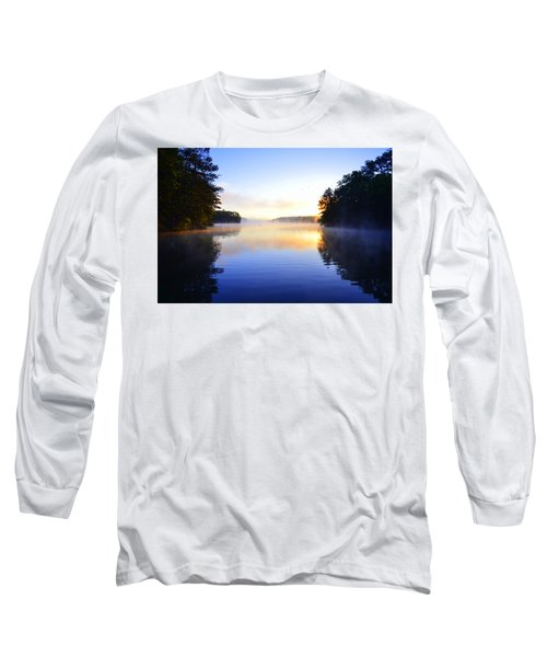 Misty Morining Long Sleeve T-Shirt