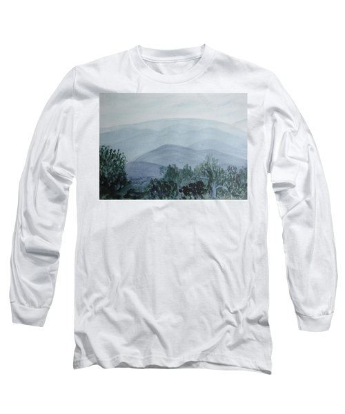 Misty Shenandoah Long Sleeve T-Shirt