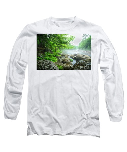 Misty Waters Long Sleeve T-Shirt