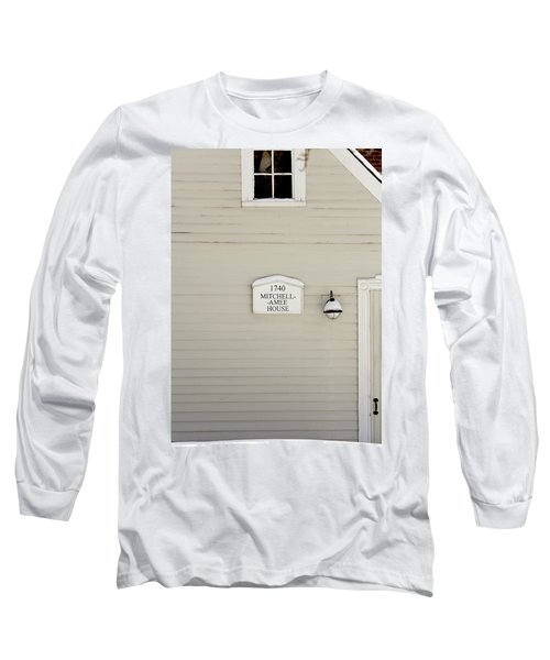 Mitchell-amee House Long Sleeve T-Shirt